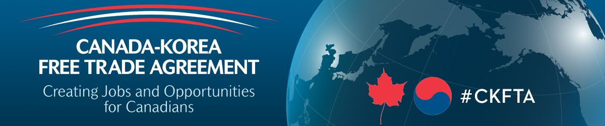 canada korea free trade agmt