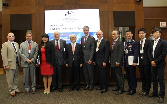 Canada-Korea Conference at Munk School
