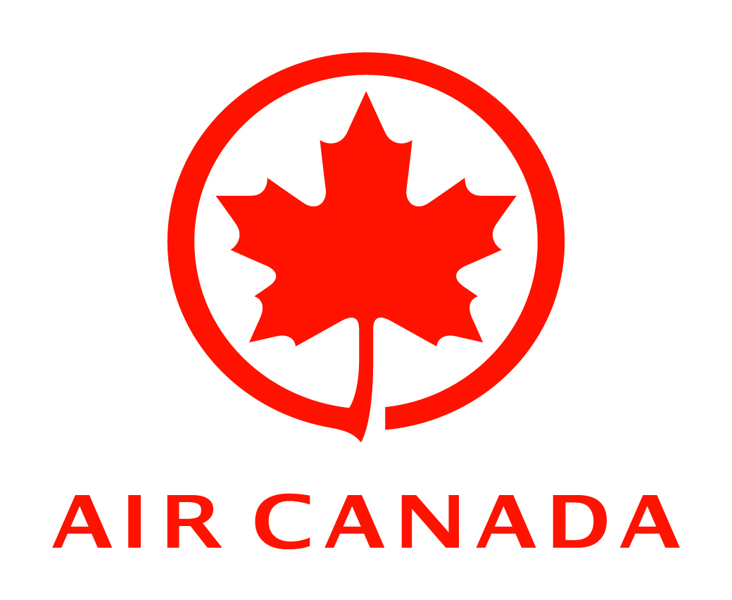 Air Canada Logo official 2